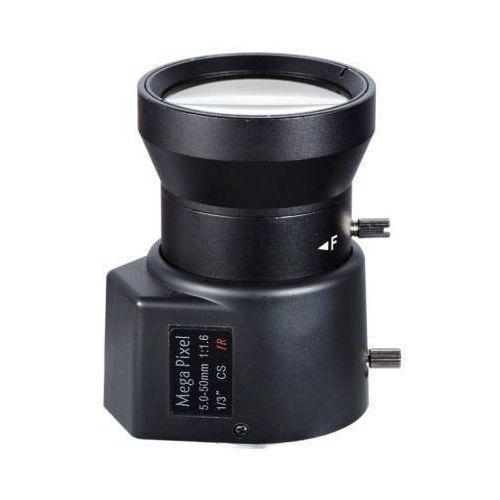 Obiektywy do aparatów, BCS-05502MIR Megapixelowy obiektyw 5-50 mm z przysłoną automatyczną do 2 MPX
