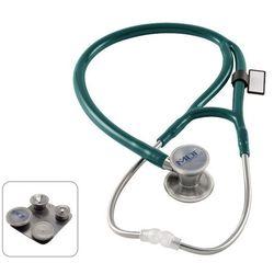 Stetoskop kardiologiczny MDF ProCardial C3 z TYTANU 6w1 - szmaragdowy