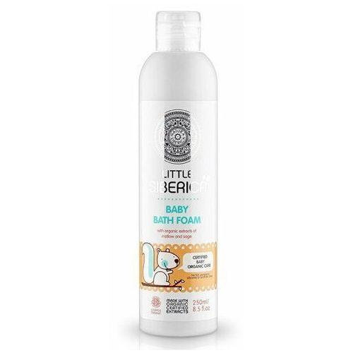 Kosmetyki do kąpieli dla dzieci, LITTLE SIBERICA Płyn do kąpieli dla dzieci ułatwiający zasypianie - ekstrakt z malwy