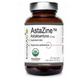 BIO AstaZine - Astaksantyna 12 mg (30 kaps.) Beijing Gingko Group