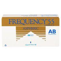Soczewki kontaktowe, Frequency 55 Aspheric 6 szt.