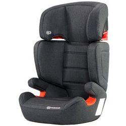 KinderKraft fotelik samochodowy JUNIOR-FIX Black - BEZPŁATNY ODBIÓR: WROCŁAW!