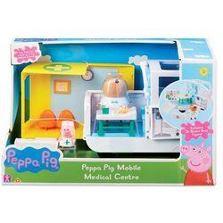Tm Toys Figurki Zestaw Świnka Peppa - Mobilne centrum medyczne