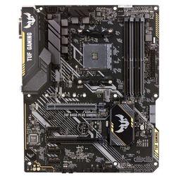 Płyta główna Asus B450-PLUS TUF B450-PLUS GAMING DDR4 DIMM AM4 ATX CrossFire RAID SATA- natychmiastowa wysyłka, ponad 4000 punktów odbioru!
