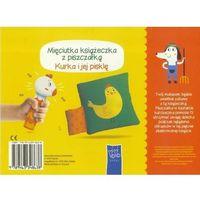 Książki dla dzieci, Książeczka z piszczałką - Kurka i jej pisklę (opr. miękka)