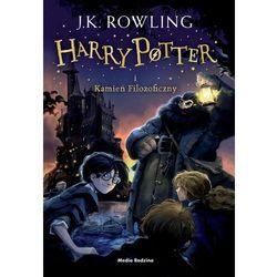 Harry Potter i kamień filozoficzny (opr. twarda)