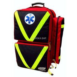 Plecak R1 dla straży pożarnej z wyposażeniem