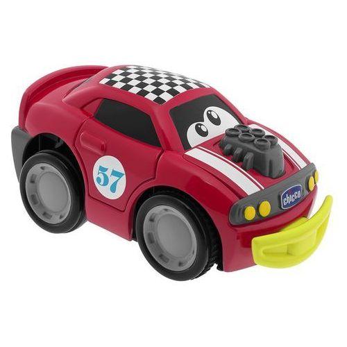 Osobowe dla dzieci, Samochód CHICCO Samochód Turbo Touch Crash czerwony + Wygraj nagrodę główną 30 tyś zł od producenta!