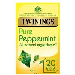 Twinings Pure Peppermint Tea 20 per pack