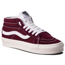 Sneakersy VANS - Sk8-Mid Reissure VA3MV8U8M (Retro Sport) Port Royale