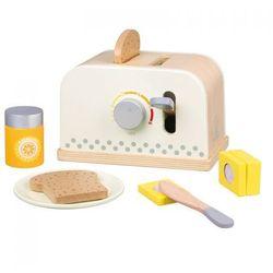 New Classic Toys - Drewniany toster zestaw