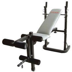 Ławka ze stojakiem York Fitness B500