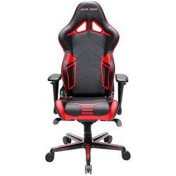 DXRacer fotel obrotowy Racing Pro RV131/NR, czarny/czerwony (RV131/NR)