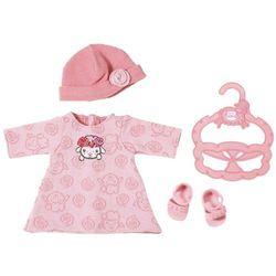 Baby annabell® dzianinowe ubranko 36cm blister 701843 zapf
