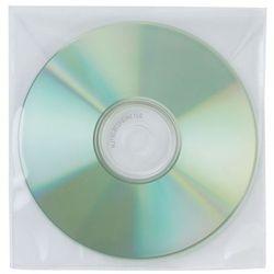 Koperty na CD Q-CONNECT z klapką op.50 KF02207