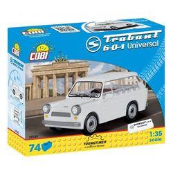 Klocki COBI 24540 Trabant 601 Universal