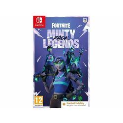 EPIC GAMES Fortnite: Minty Legends Pack DLC Nintendo Switch