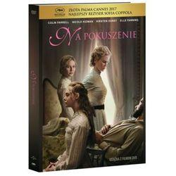 Na pokuszenie (DVD) + Książka