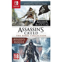Assassin's Creed: The Rebel Collection (NSW) // WYSYŁKA 24h // DOSTAWA TAKŻE W WEEKEND! // TEL. 696 299 850