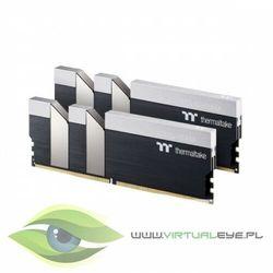 Thermaltake pamięć do PC - DDR4 16GB (2x8GB) ToughRAM RGB 3200MHz CL16 XMP2 Czarna