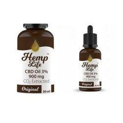 Hemp Life CBD Oil 3% 30 ml