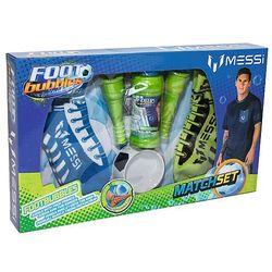 Bańki Mydlane MESSI FootBubbles Matchset TREFL KURIER