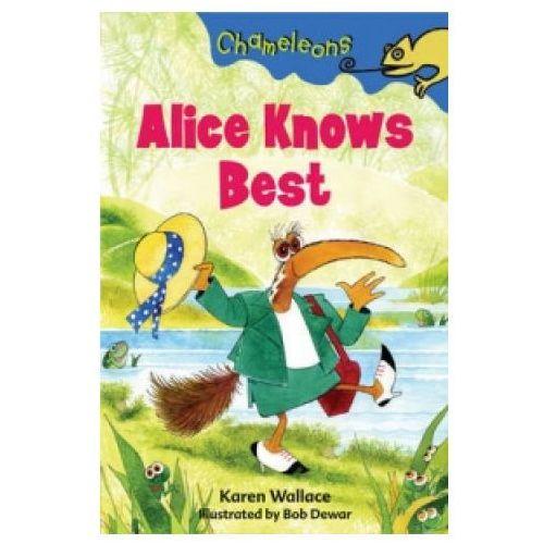 Książki do nauki języka, Alice Knows Best (opr. miękka)