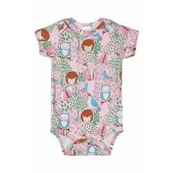 Body niemowlęce różowe 6T39A1 Oferta ważna tylko do 2023-11-26