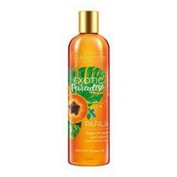Bielenda Exotic Paradise Papaja, olejek pod prysznic i do kąpieli, 400ml