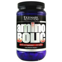 Ultimate Nutrition Amino bolic 210 tabletek