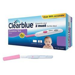 CLEARBLUE pałeczki testowe owulacyjne 5szt.