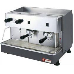 Ekspres do kawy półautomatyczny 2-grupowy   2900W   650x530x(H)430mm