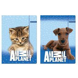 Teczka z gumką STARPAK A4 Animal Planet Cute + Zamów z DOSTAWĄ JUTRO!