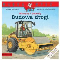 Książki dla dzieci, Maszyny i pojazdy Budowa drogi (opr. miękka)