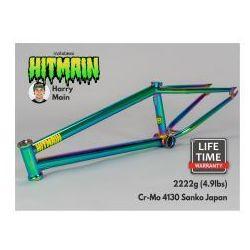 "Rama BMX Mafiabikes Hitmain 20.4"" Green Fuel"