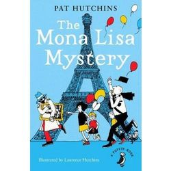 The Mona Lisa Mystery - Hutchins Pat (opr. miękka)