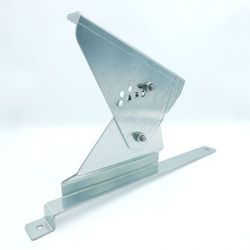 Wspornik ławy kominiarskiej stalowy do blachodachówki 350/20 mm
