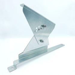 Wspornik ławy kominiarskiej stalowy do blachodachówki 400/20 mm