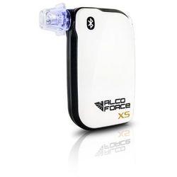 Alkomat AlcoForce XS Elektrochemiczny do Smartfona