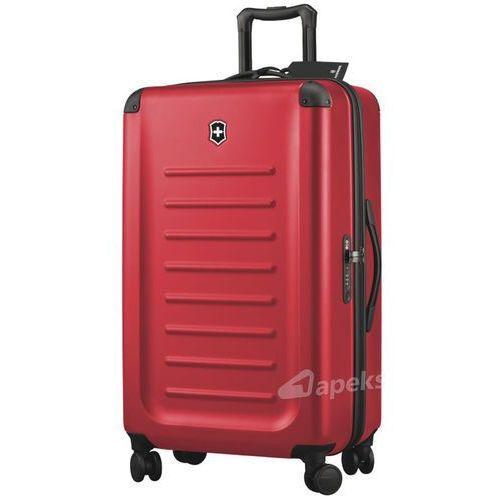"""Torby i walizki, Victorinox Spectra™ 2.0 29"""" duża walizka - czerwony ZAPISZ SIĘ DO NASZEGO NEWSLETTERA, A OTRZYMASZ VOUCHER Z 15% ZNIŻKĄ"""