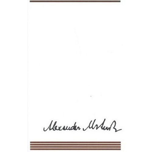 Pozostałe książki, Alexander Matuška Alexander Matuška