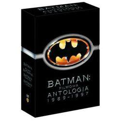 Batman Antologia - 4 filmy (8 DVD) (DVD) - Tim Burton, Joel Schumacher