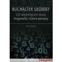 Psychologia, Buchalter ułomny (opr. miękka)