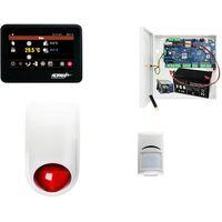 Sygnalizatory, System alarmowy do domu Ropam NeoGSM-IP-PS + 1xBosch+ TPR-4B + Sygnalizator