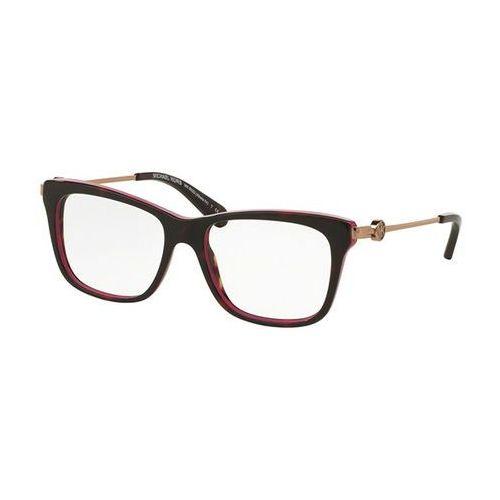 Okulary korekcyjne, Okulary Korekcyjne Michael Kors MK8022 ABELA IV 3132