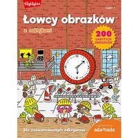 Książki dla dzieci, Łowcy obrazków Dla zaawansowanych odkrywców Część 1 (opr. miękka)