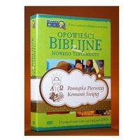 Filmy religijne i teologiczne, Opowieści Biblijne z Nowego Testamentu (box 6 płyt DVD) zestaw komunijny