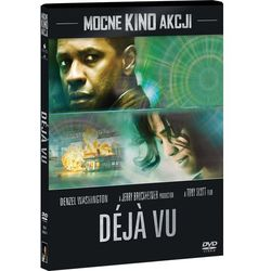 DEJA VU (DVD) MOCNE KINO AKCJI