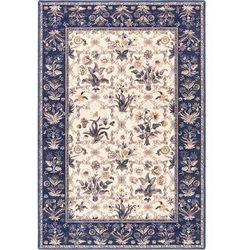Dywan Agnella Isfahan Olandia Ciemny Niebieski 200x300
