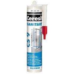 Silikon sanitarny Ceresit 280 ml czarny